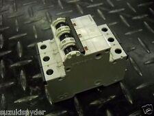 Siemens 5SY43 MCB Circuit Breaker 5SY4302-8 3 Pole