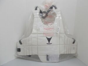 Proforce Martial Arts Chest Guard Body Protector Sparring Gear Taekwondo White
