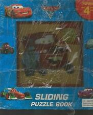 n/a, Disney Pixar Cars 2 Sliding Puzzle Book by n/a (2012-05-04), Very Good, Har