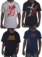 Lost Men's Various Mix Match Tee Shirt Choose Color & Size