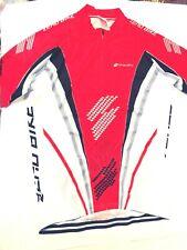 Men's Bike Team Sports Wear Bike Cycling Jersey-Large