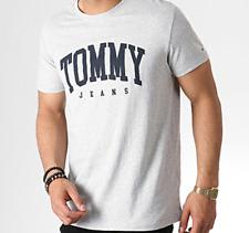 TOMMY JEANS Tommy Hilfiger Herren T-Shirt Baumwolle Kurzarm XS-XL