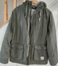 Para Hombre Acolchada Invierno Abrigo de H&M, tamaño pequeño
