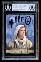 Michael Shanks #D4 signed autograph 2003 Stargate Dr. Daniel Jackson Card BAS