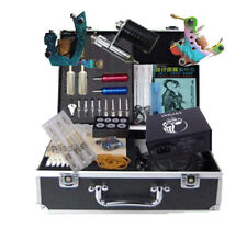 New quality Complete Tattoo Machine equipment power needles Tattoos set supply