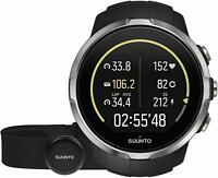 Wrist watch SUUNTO Spartan Sport Black HR - NEW COLLECTION - SS022648000