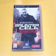 Tom Clancy's Splinter Cell Essentials GIOCO PSP VERSIONE ITALIANA