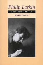 Philip Larkin by Stephen Cooper (Hardback, 2004)