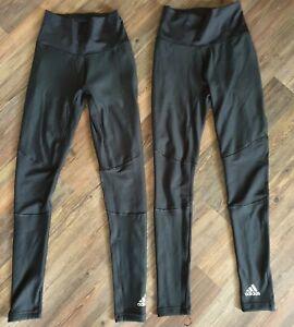 2x Adidas Tight Damen, schwarz in Gr. XS, Aeroready