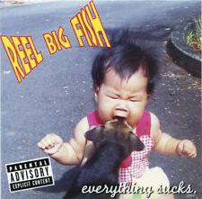 Reel Big Fish – Everything Sucks CD Album Mojo Records Punk Ska
