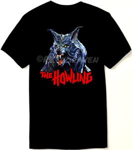 The Howling T Shirt - 80's Werewolf Horror Classic - New