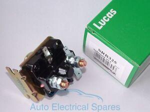 lucas SRB325 76766 4ST 12v Starter Solenoid for AUSTIN MORRIS Mini MG TRIUMPH