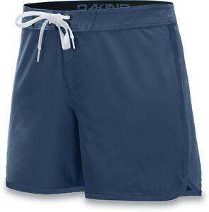 """Dakine Women's Freeride 5"""" Boardshorts Size 28"""" Crown Blue Board Shorts New"""