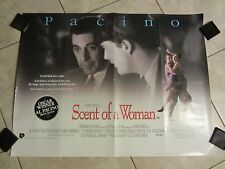 Scent Of A Woman movie poster Al Pacino, Chris O'Donnell - 30 x 40 inches