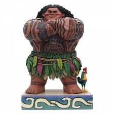 Disney Traditions - Daring Demigod - Maui Figurine 4058284