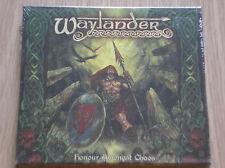 WAYLANDER - HONOUR AMONGST CHAOS - CD SIGILLATO (SEALED)