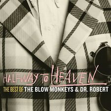 BLOW MONKEYS & DR. ROBERT-THE BEST OF..HALFWAY TO HEAVEN-BOX3 CD NUOVO SIGILLATO
