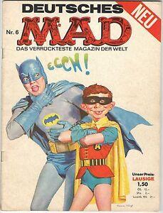 Mad (BSV, GbÜ.) - Nr. 6 - Zust. 1