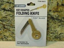 Unique Concealed KEYRING KNIFE