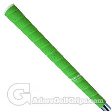 Avon Tacki-Mac Tour Pro Plus Neon Midsize Grips - Green x 3