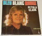 Disque 45 tours : BLEU BLANC ROUGE - PETULA CLARK
