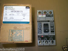 NEW SIEMENS HFD63B175 HFD 175 AMP CIRCUIT BREAKER