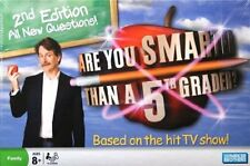 Are You Smarter Than A 5th Grader? Board Game Factory Sealed - 2008 2nd Ed.