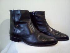 063380b530e Milan   Bottines Homme En Cuir TBE  Noir  P.43   Chaussures.