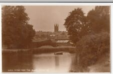 Devon; Totnes From The River RP PPC Unposted, By Judges
