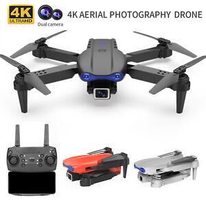 2021 NEW K3 Drone 4K HD Wide-angle Dual Camera WIFI FPV RC Drone 5G
