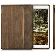 Mobile legno Custodia rigida per Apple iPad Air 2 NOCE LEGNO COVER GUSCIO PROTETTIVO