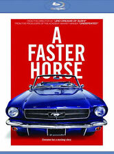FASTER HORSE - BLU RAY - Region Free - Sealed