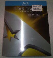 Star Trek: The Original Series Season 1 (2009, Canada) Slipcover Only