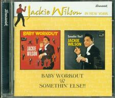 Jackie Wilson - Baby Workout & Somethin' Else!! Cd Perfetto