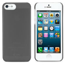 iPhone 5/5S Protective Translucent Hardshell case cover iLuv - rrp £14.99