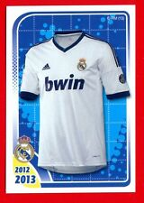 REAL MADRID 2012-2013 Panini - Figurina-Sticker n. 6 - MAGLIA 1 -New