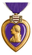 Incorniciato stampa-American ordine militare del cuore viola MEDAGLIA (PICTURE POSTER