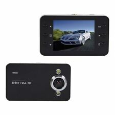 2-LED Wide-angle Lens 5MP Car Dash Camera DVR Recorder with Night Vision -Black