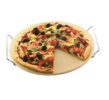 NEW Avanti Pizza Stone Rack With Rack 33cm
