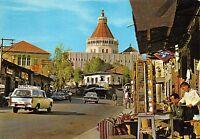 BR3078 Nazareth Vue Partielle avec l'eglise de l'annonciation   israel