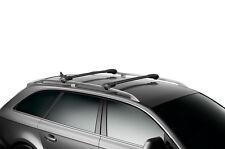 Kit Barre portatutto THULE WingBar Edge nero Subaru Impreza V '17 punti fissi