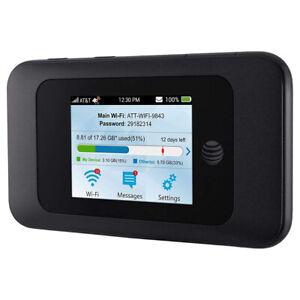 ZTE Velocity 2 AT&T MF985 300Mbps Cat6 Portable 4G LTE Modem Router