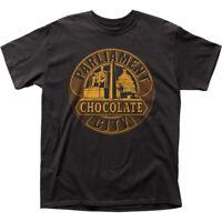 Parliament Chocolate City T Shirt Mens Licensed Rock N Roll Band Retro Tee Black