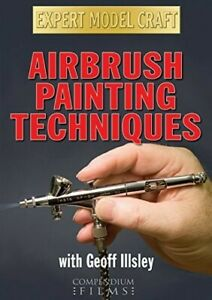 Airbrush Painting Techniques [New DVD]