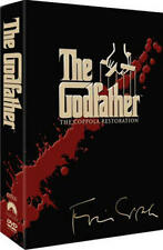 The Godfather Trilogy (Restored) [DVD]