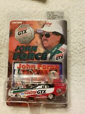John Force 1/64 Castrol GTX 8 Time Champion 1999 Mustang Funny Car