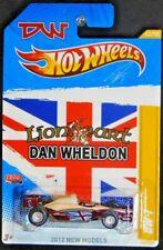 Hot Wheels Dan Wheldon Lionheart Real Riders  DW-1 2012