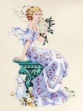 Mirabilia Nora Corbett Cross Stitch Chart Pattern ~ FLORENTINA #138 Sale