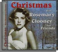 Rosemary Clooney - Christmas With Rosemary Clooney and Friends - New V/A CD!