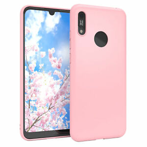 For Huawei Y6s (2019) / Honor 8A cover Silicone Cover Protection Phone Soft Case